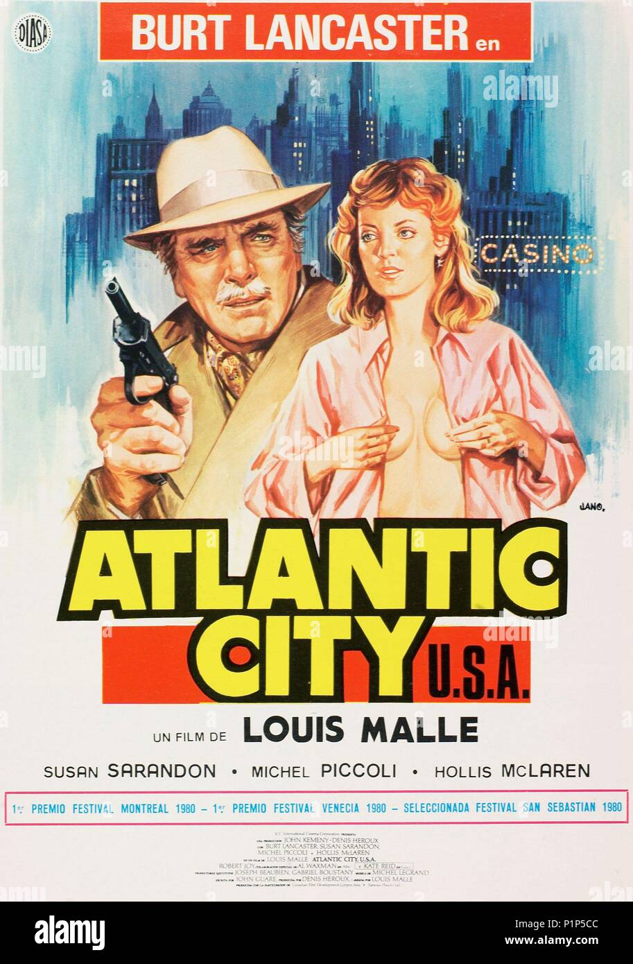Desmadre City USA - Película 1980 - SensaCine.com
